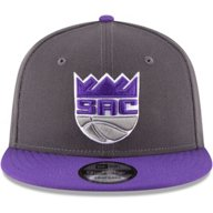 New Era Men's Sacramento Kings 2Tone 9Fifty Snapback Hat