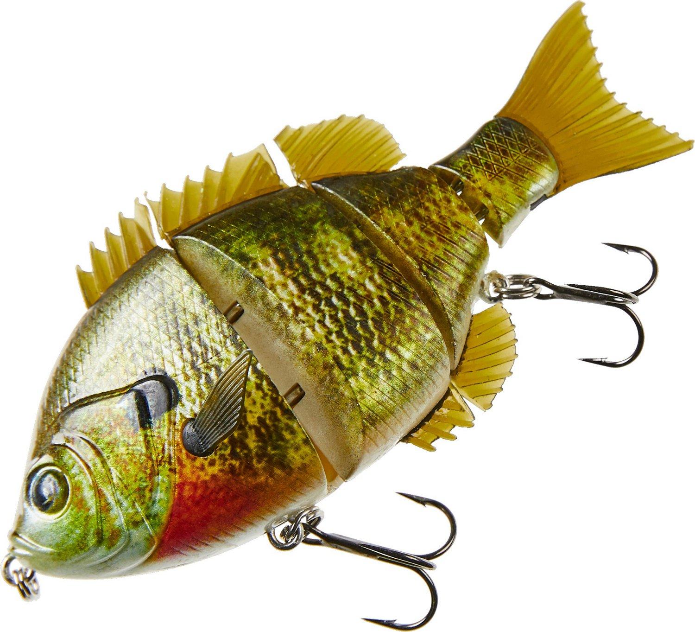 FISHING LURE GOGGLE EYE SUNFISH HARDBAIT CRANKBAIT H2O XPRESS SCSFW