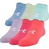 afbb38f427c Kids  Essential 2.0 Performance No Show Socks 6 Pack Quick View. Under  Armour