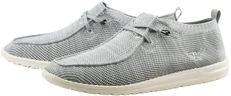 6c3a18f0 Display product reviews for Hey Dude Men's Wally Knit Shoes