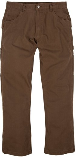 Men's Washed Duck Carpenter Pants