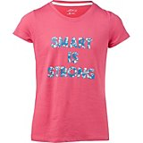 BCG Girls' Smart Is Strong Graphic T-shirt