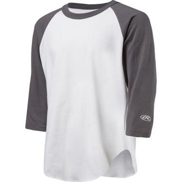 5eab81da9 Rawlings Men's 3/4 Sleeve T-shirt | Academy