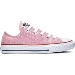 Kids' Chuck Taylor All Star Sparkle Low-Top Shoes