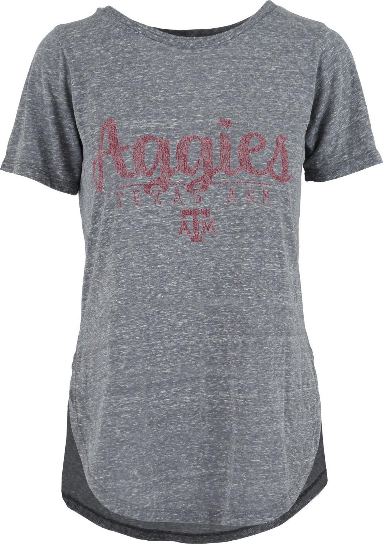 12bce0dd Three Square Women's Texas A&M University Cherie T-shirt | Academy
