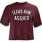 ac7216bf Three Square Women's Texas A&M University Lyn Crop T-shirt