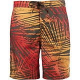 Speedo Men's Aloha Stripe E-Board Short
