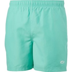Men's Solid Volley Swim Trunk