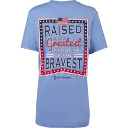 Women's Raised in the Greatest Graphic T-shirt