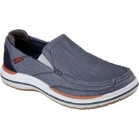 Deals on SKECHERS Mens Elson Amster Slip-On Shoes