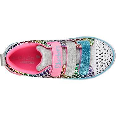 SKECHERS Kids' Twinkle Toes Twinkle Lite Sparkle Scales Shoes