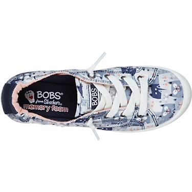 SKECHERS Women's Bobs Beach Bingo Kitty Concert Shoes