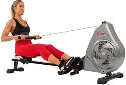 Air Magnetic Rowing Machine