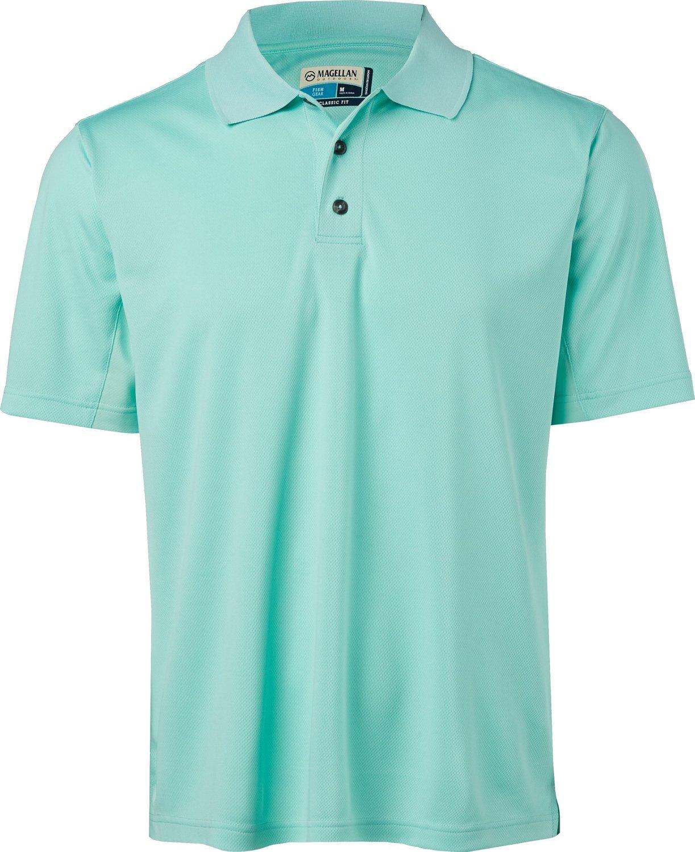 5ca1f003 Magellan Outdoors Men's Overcast Fishing Polo Shirt | Academy