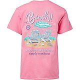 Simply Southern Girls' Beach T-shirt