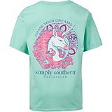Simply Southern Girls' Unicorn T-shirt