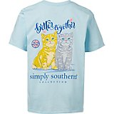 Simply Southern Girls' Kittens T-shirt