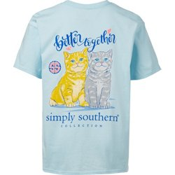 Girls' Kittens T-shirt