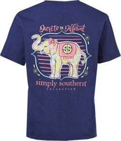 Girls' Elephant T-shirt