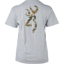 Women's Classic Realtree Edge Buckmark T-shirt