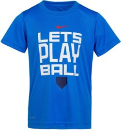 Toddler Boys' Let's Play Ball T-shirt