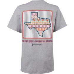 Women's Texas Born Graphic T-shirt