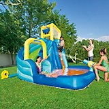 H2OGO Hydrostorm Splash Kids Inflatable Slide Water Park