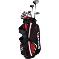 Strata Plus '19 14-Piece Golf Club Set