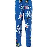 7c174631a21cd3 Girls  Printed Capri Pants