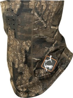 Adults' Camo 1/2 Face Mask