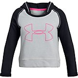 Under Armour Girls' Rival Terry Hoodie
