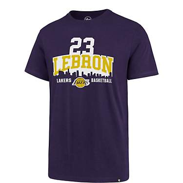 '47 Los Angeles Lakers LeBron James Super Rival T-shirt