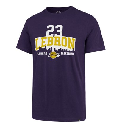 d5361557ee7e 47 Los Angeles Lakers LeBron James Super Rival T-shirt
