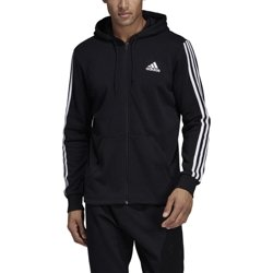 adidas Men's Must Haves 3-Stripes French Terry Hoodie
