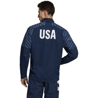 0df5c3d03262 adidas Men's USA Volleyball Warm-Up Jacket | Academy