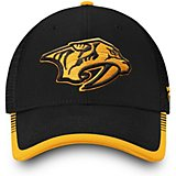 554c0279 Nashville Predators Men's Iconic Stripe Adjustable Trucker Cap