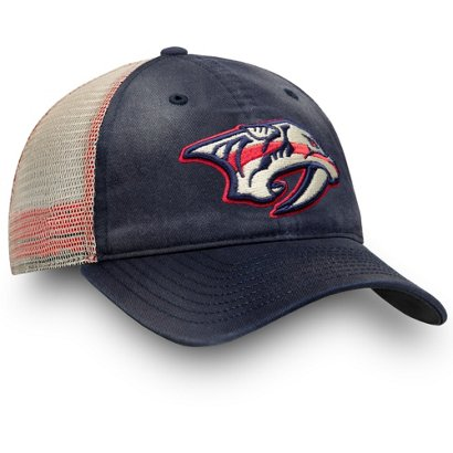 5f4af648 Nashville Predators Men's Americana Adjustable Trucker Cap | Academy