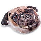 INTEX Pug Face Island Pool Float