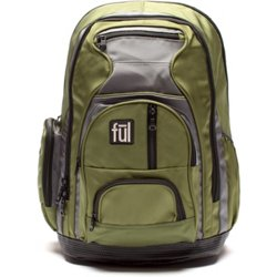 Free Fallin' Padded Laptop Backpack