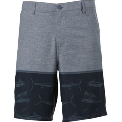 Men's Chino New Slam Hybrid Walk Shorts 21 in