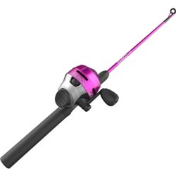 202 Ladies 5 ft 6 in ML Spincast Rod and Reel Combo