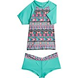 57dae4d853 Girls' Two-Piece Swimsuits | Girls' 2-Piece Bikinis, Girls' Rash ...