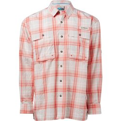 Men's Aransas Pass Oso Lite Fishing Button Down Shirt