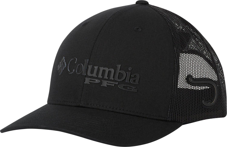 Columbia Sportswear Men s PFG Mesh Snapback Ball Cap  ca3f8300c3a
