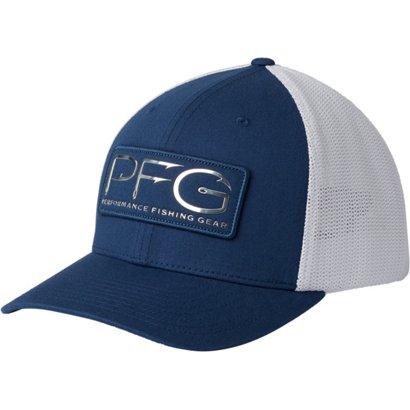 Columbia Sportswear Men s PFG Mesh Hooks Ball Cap  0489b5f566e