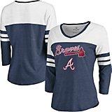 fde971f249ee Majestic Women s Atlanta Braves True Classic T-shirt