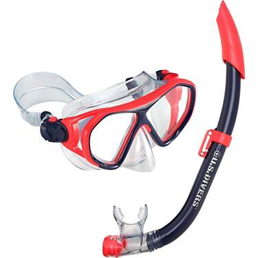 U.S. Divers Juniors' Dorado and SeaBreeze Snorkel Combo