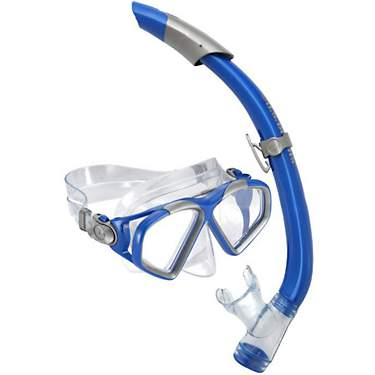 U.S. Divers Adults' Cozumel/SeaBreeze Snorkel Combo