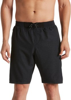 Men's Linen Blade Swim Volley Shorts
