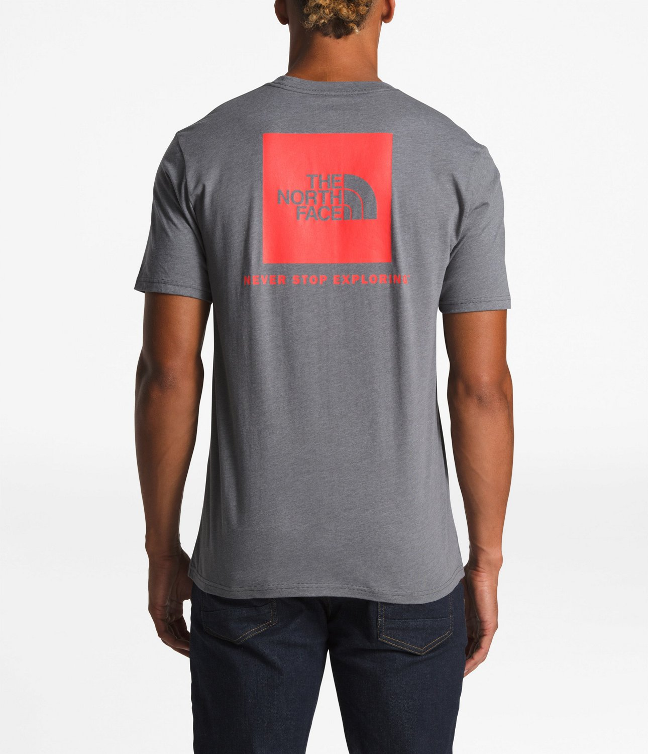 05a941e54 The North Face Men's Red Box Short Sleeve T-shirt